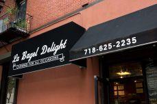 La Bagel Delight Shop in Brooklyn