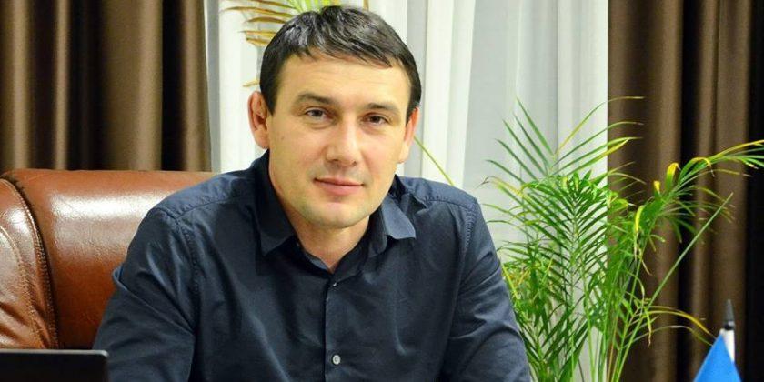 Новым главой Одесского облсовета избран Сергей Паращенко