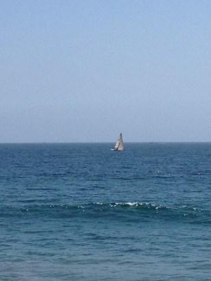 Sailing in Bu
