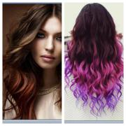 ombre hair trend 3 design