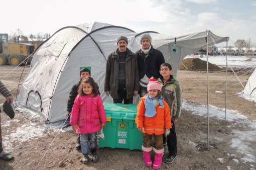 On building the ShelterBox brand