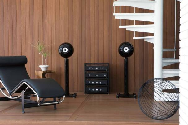 Eclipse TD712zMK2 loudspeakers in black