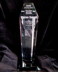 Stereo Sound Golden Sound Award 2008 Vivid G1