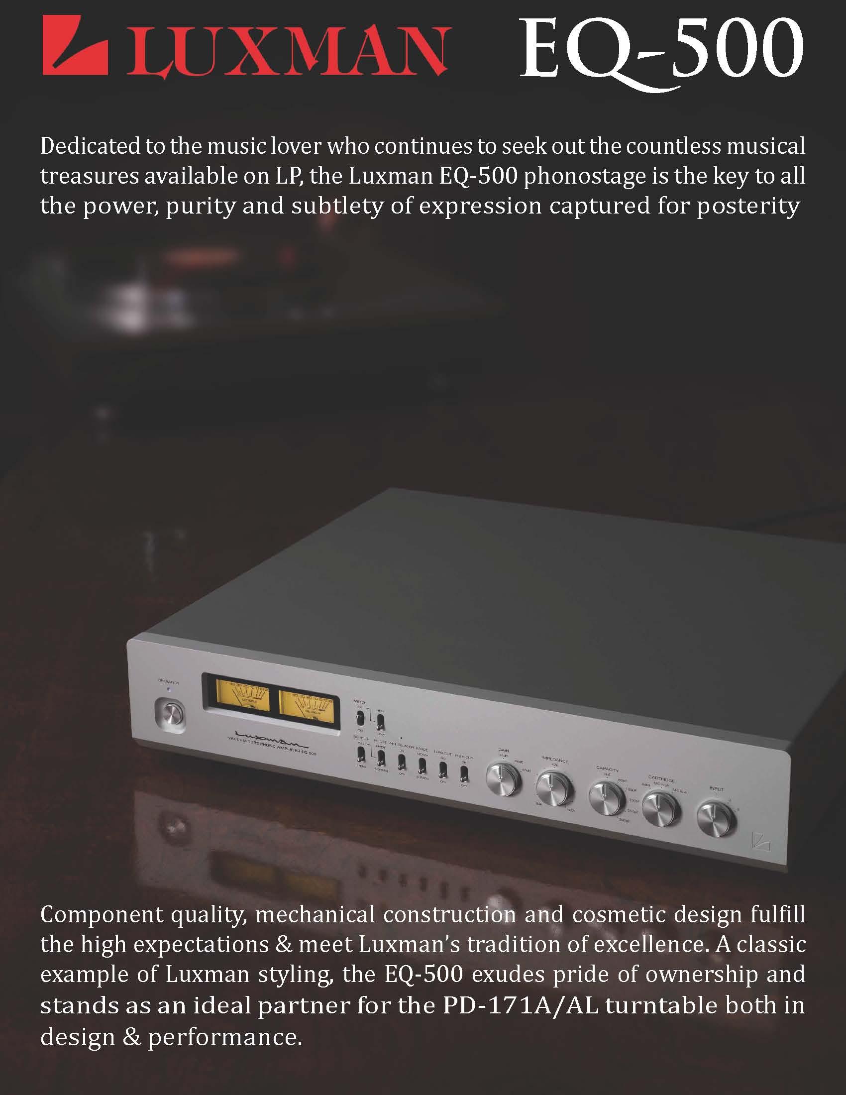 LUXMAN EQ500_PD171Pg1