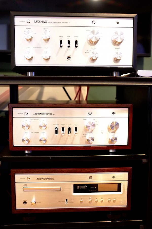 The Luxman Classic Stack
