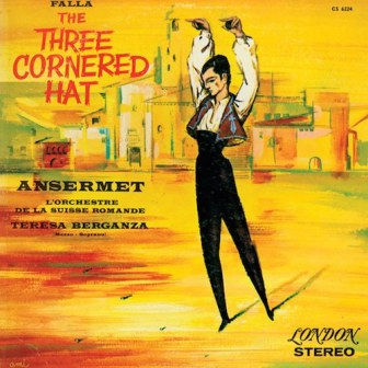 Ansermet - The Three Cornered Hat