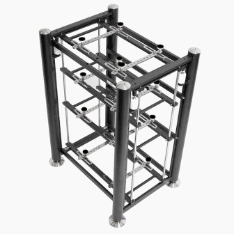 Artesania Audio Exoteryc 4 Tier Rack
