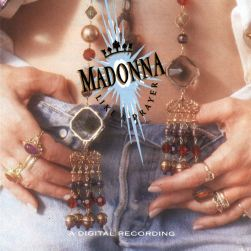 Madonna - Like a Prayer circa 1989