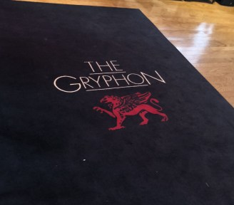 The Gryphon rug