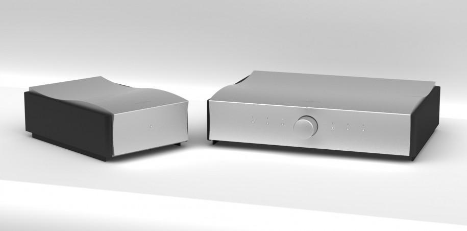 Mola-Mola's Makua, the Preamplifier and Kaluga, the Amplifier