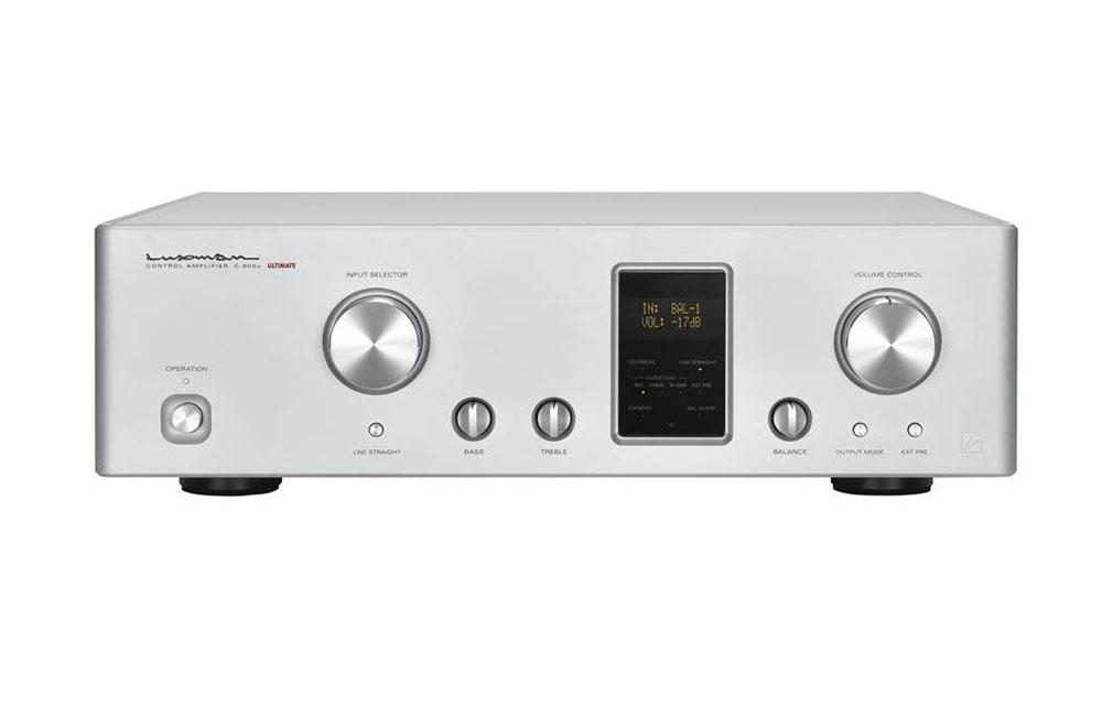 Luxman C-900u control amplifier