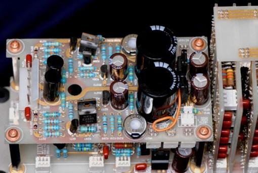 LECUA used in Luxman C-1000f