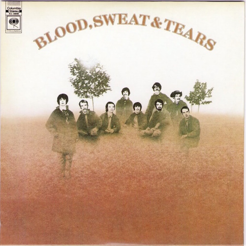 Blood Sweat & Tears album cover