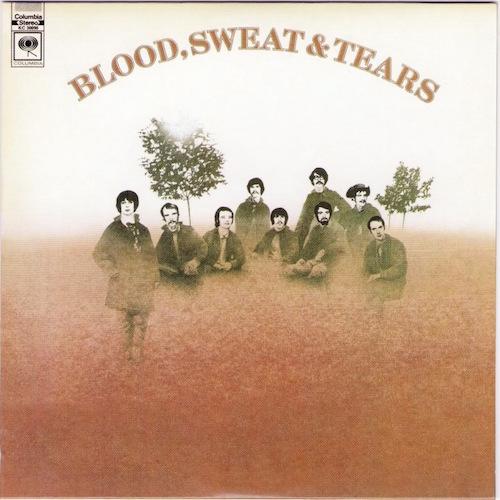 Blood Sweat & Tears album cover