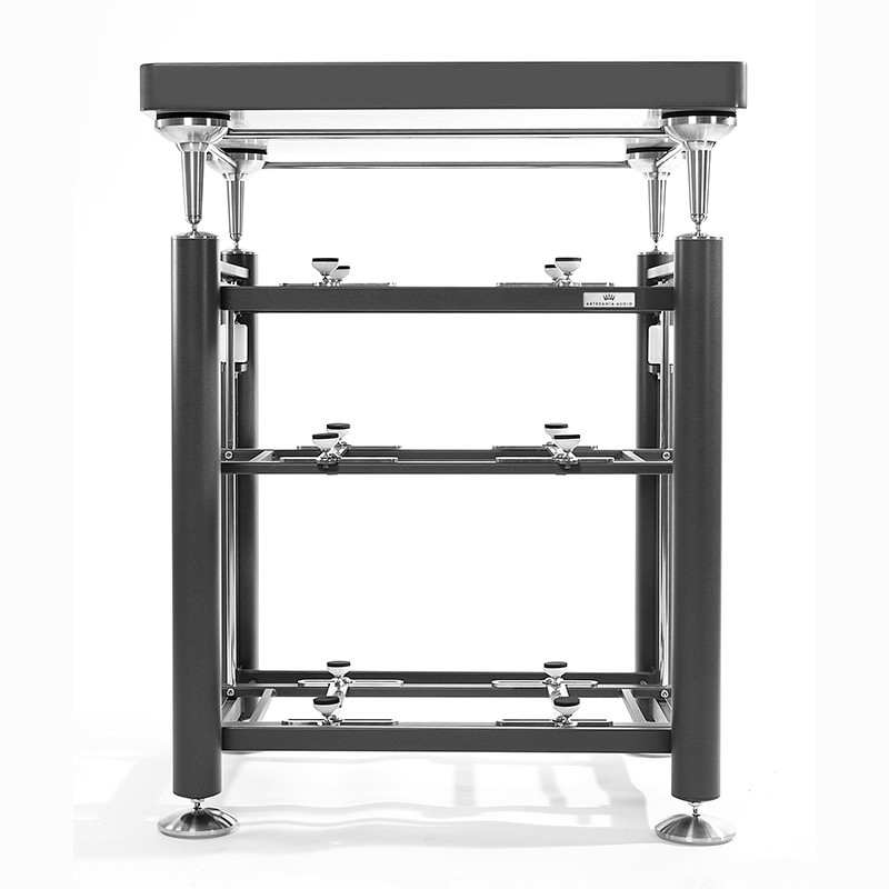 Artesania Krion Turntable Platform with Exoteryc Rack
