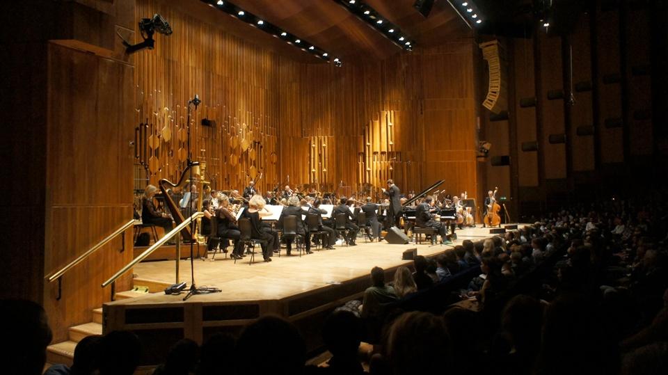 BBC Philharmonic. Photo credit: James Mitchell