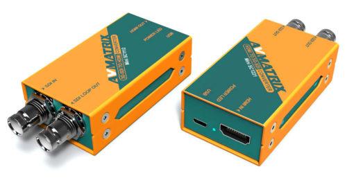 AVMATRIX Mini Converters HDMI 3G-SDI product image