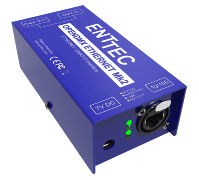 ENTTEC Controls ODE POE Mk2 product image