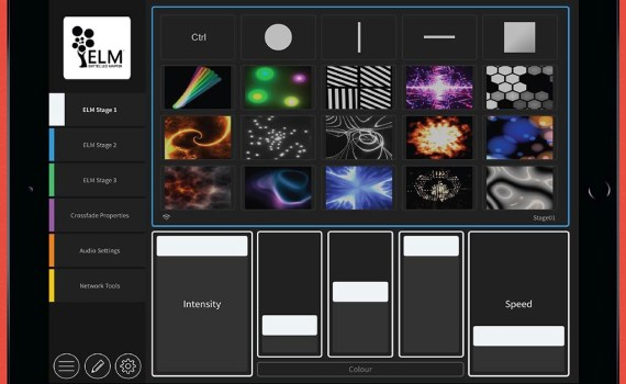 Ctrl for iPad from ON LX