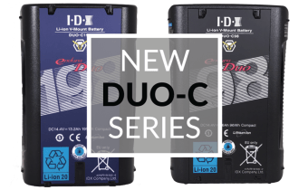 New IDX DUO Series