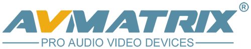 AVMATRIX Pro Audio/Video Devices logo