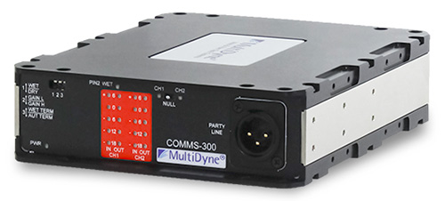 MultiDyne Comms-300 product image