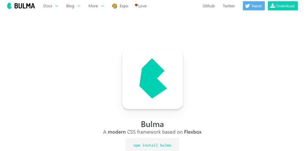 Bulma - A Modern CSS Framework