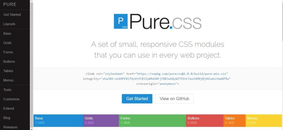 Pure - CSS Modules