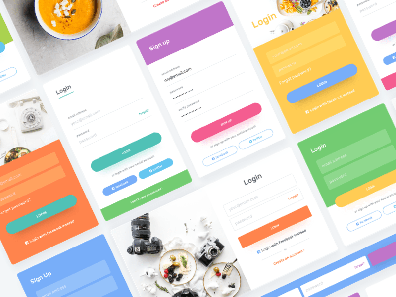 Sign Up By Armas B
