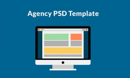 20 Best Free Agency Web Template PSD