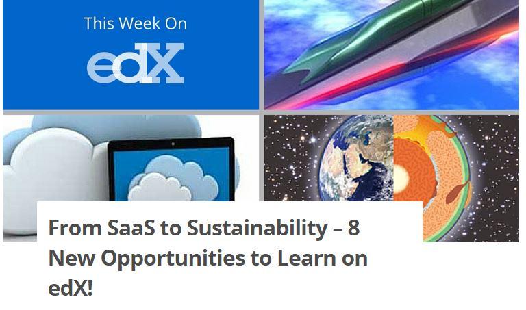 EDX - Learn SAAS