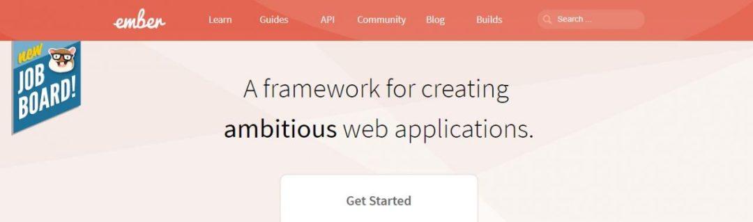 Ember.js -Web Applications Framework