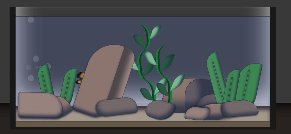 Fish Tank Animation