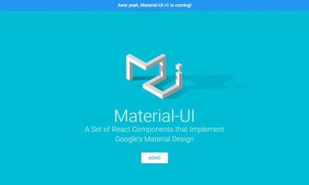 10 Best Material Design Frameworks