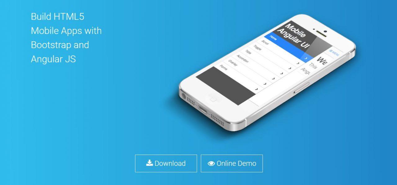 Top 10 HTML5 Mobile Application Frameworks