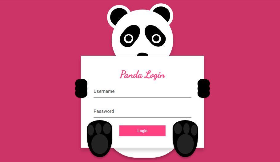 Panda Form