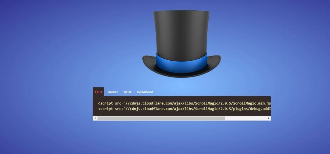 Scroll Magic - Best jQuery Scrolling Plugins