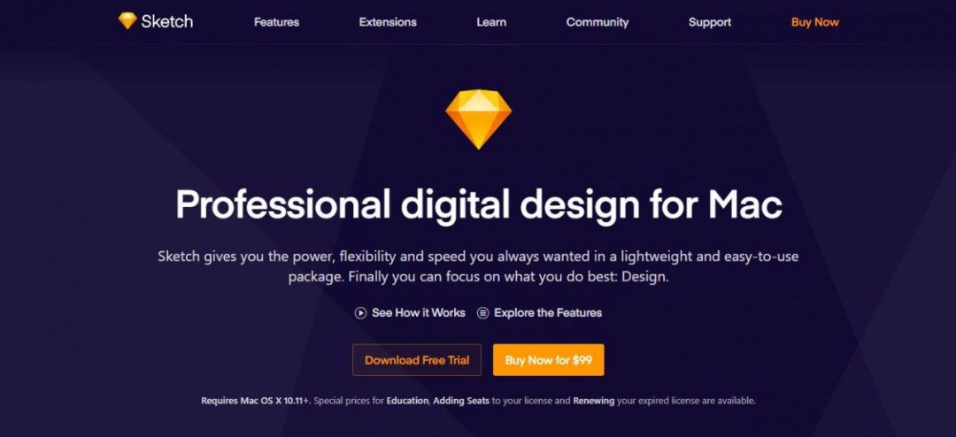 Sketch - Digital Design for Mac