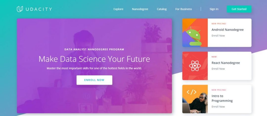 UDACITY Best Place to Learn Machine Language Online
