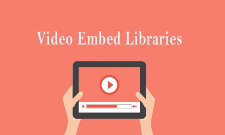 Video Embed Libraries For Designer and Developer