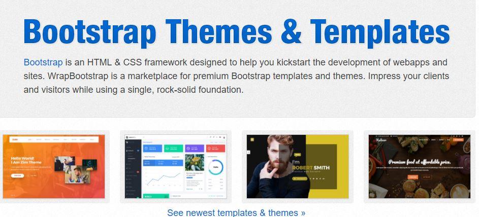 Wrap Bootstrap