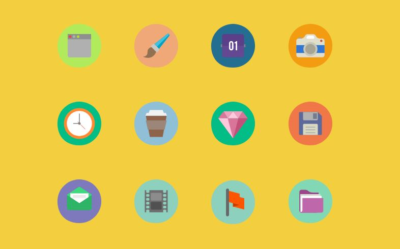 150 Animated SVG Icons