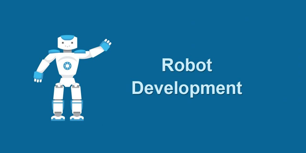 Robot on Rise: Everything About Robot Development For Programmer