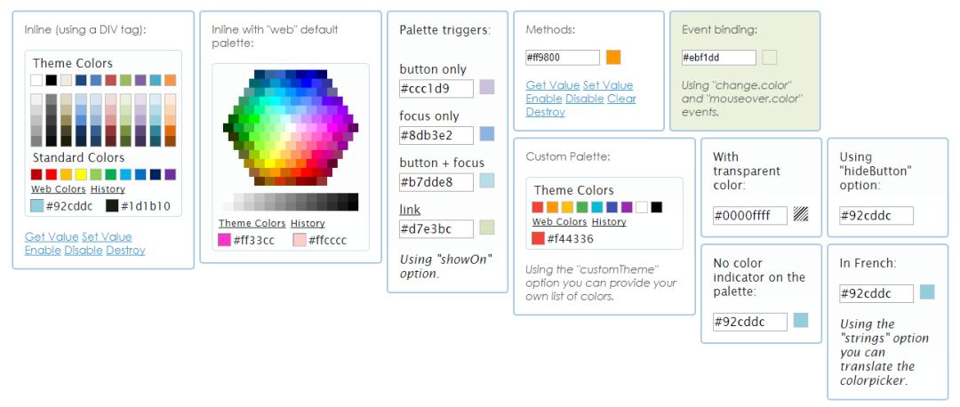Evol- ColorPicker