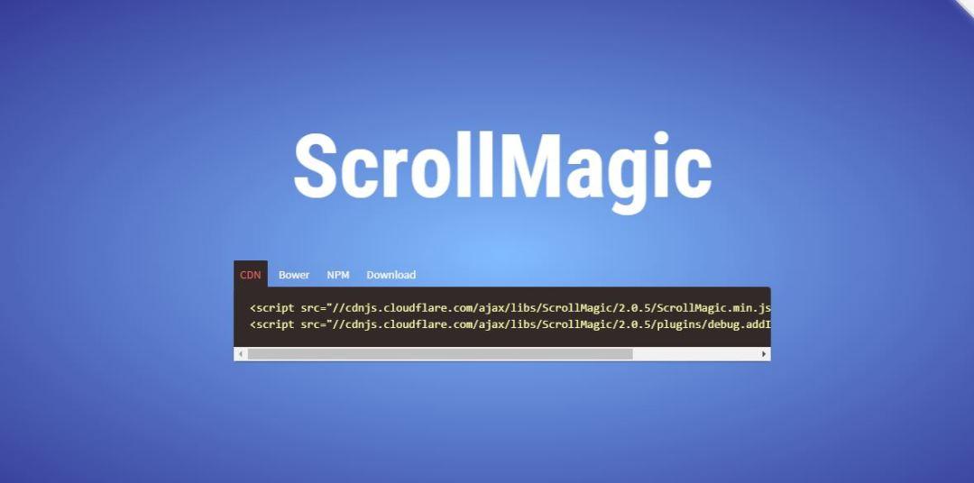 ScrollMagic