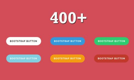 400+ Bootstrap Buttons Design Code Snippet