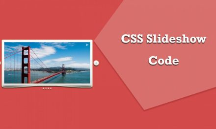 10+ CSS Slideshow Code Examples