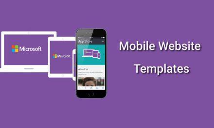 20 Free Responsive Mobile Website Templates 2020
