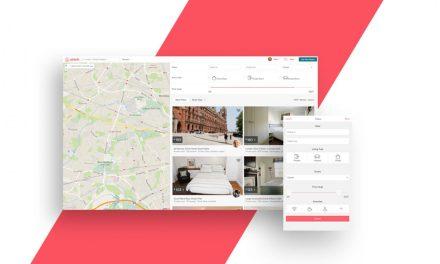 30+ Inspiring Map UI Design For Mobile App