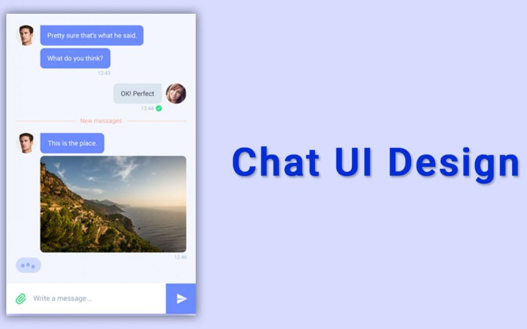 Chat UI Design